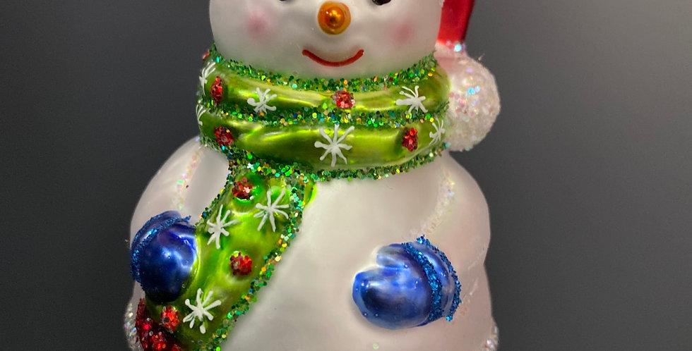 JINGLE BELL SNOWMAN UPC 729343241863