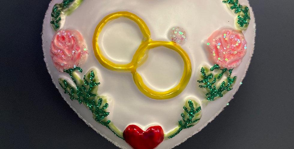 WEDDING HEART UPC 729343300133