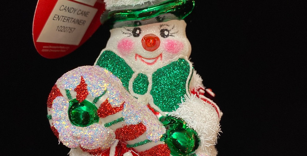 Candy Cane Entertainer