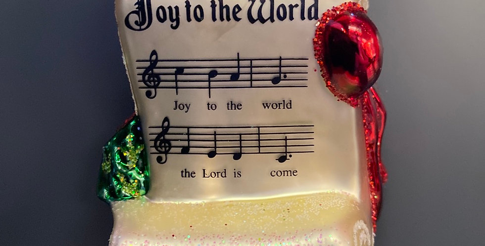 JOY TO THE WORLD UPC 729343380562