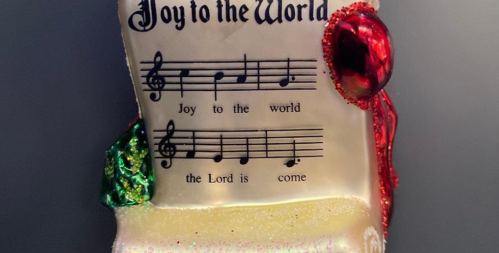 JOY TO THE WORLD UPC 729343380562