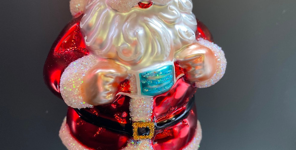 Santa revealed