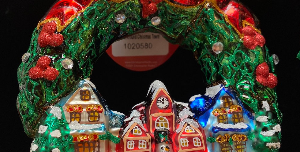 An All-Around Christmas Town