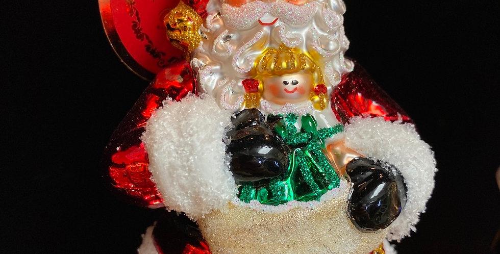 Stocking up on Christmas Cheer