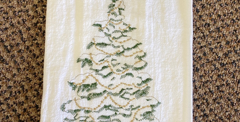 Tree, Flour sack