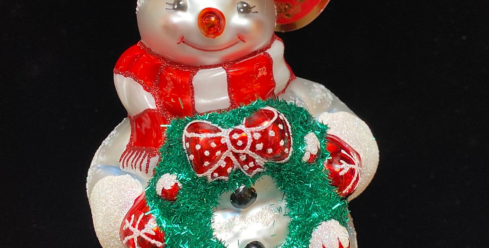 Darling Christmas Decorator