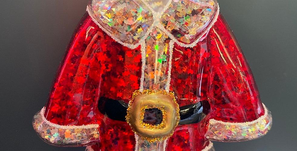 Glass Santa Jacket
