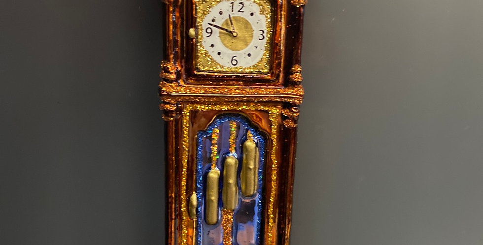 GRANDFATHER CLOCK UPC 729343323828