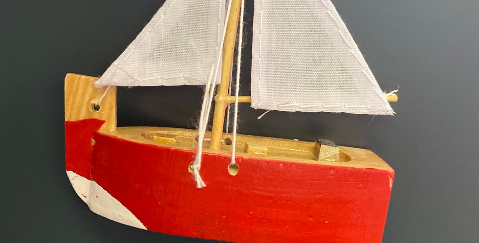 Sailboat 2 assorted