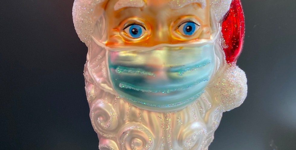 Santa w Facemask