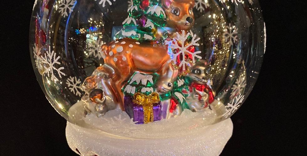 Woodland Christmas Celebration