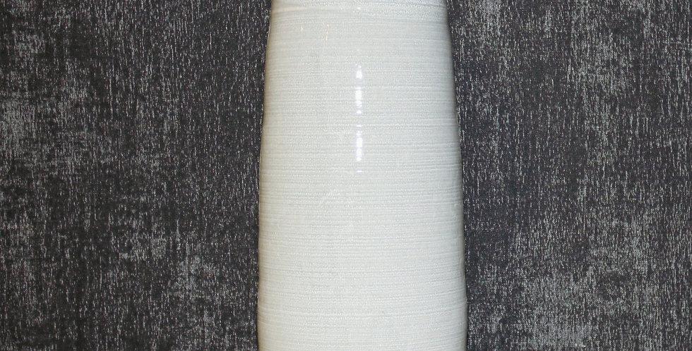 Vase Malmö grau