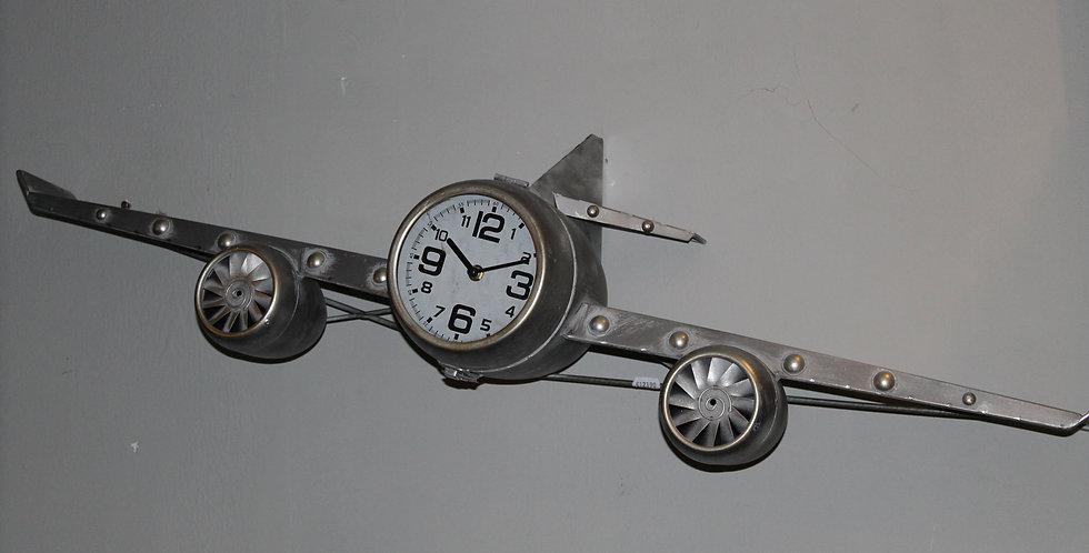 Flugzeug Uhr