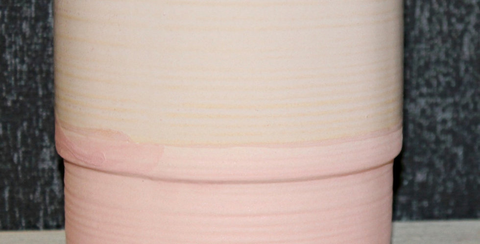 Topf Rosa Bicolor