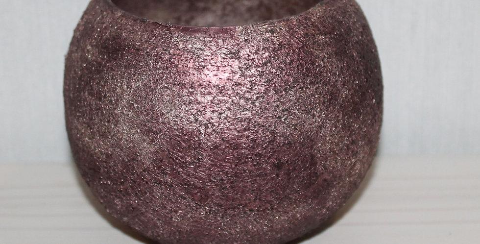Teelicht Beschichtet Beere Bauchig