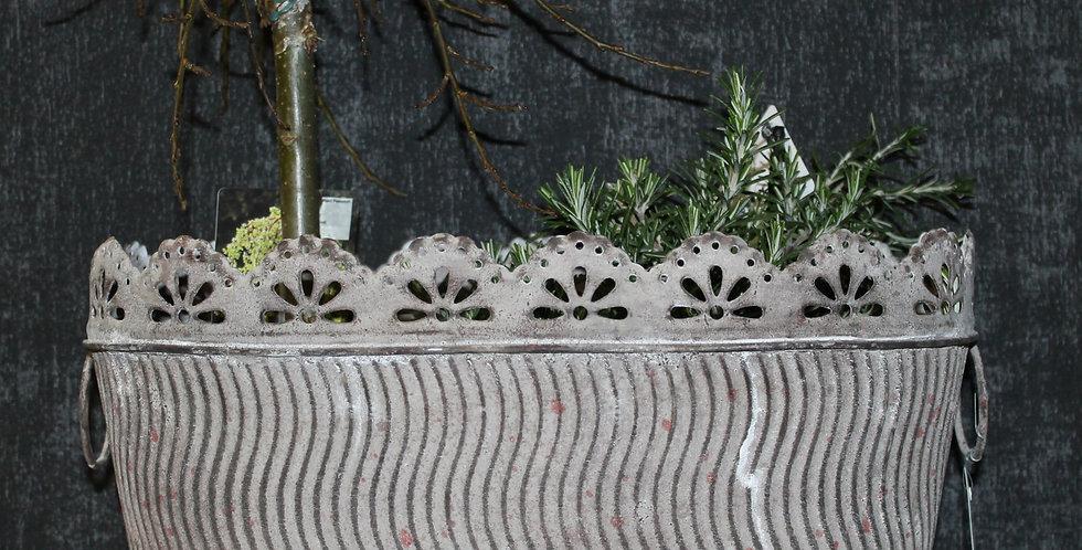 Jardiniere Art Ferro