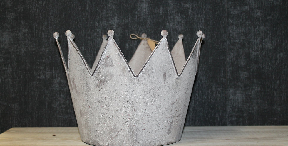 Topf Krone Art Ferro