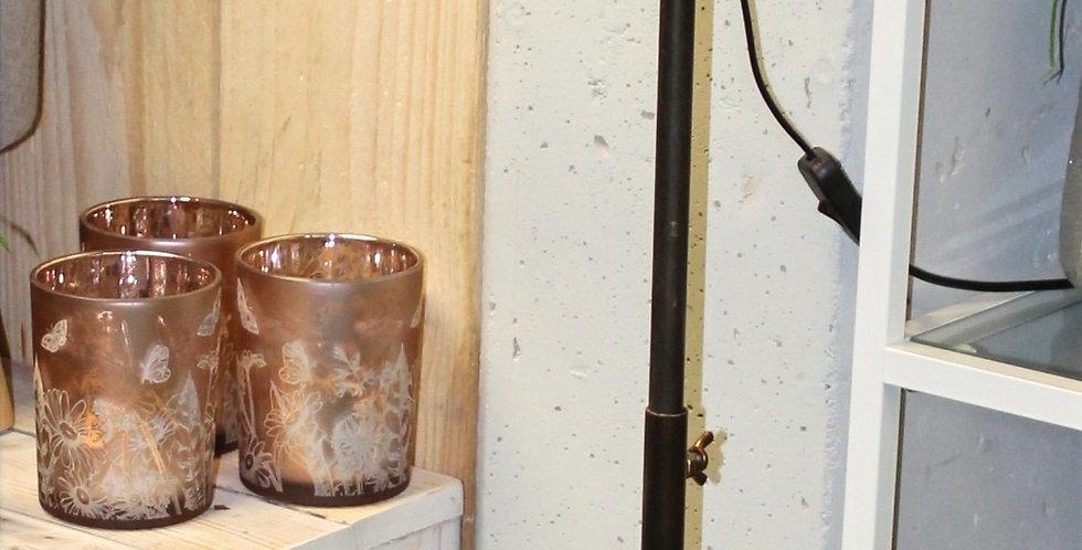 Lampe Industrie Look