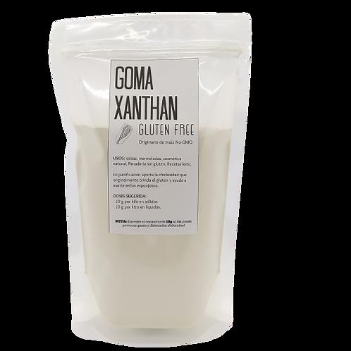 Goma Xanthan - Keto sin gluten