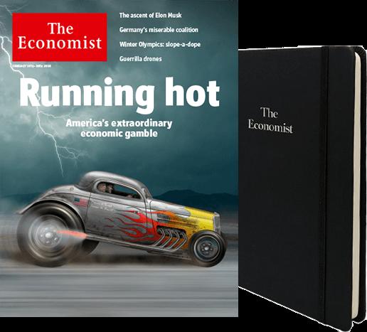 Economist - Running Hot
