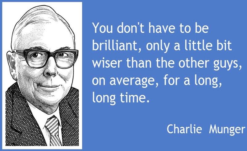 Charlie Munger Wisdom