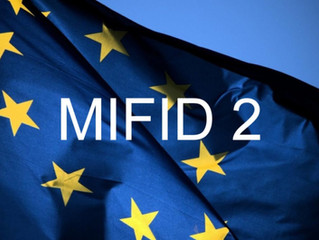 Financial Fake News Courtesy of the EU & MIFID II