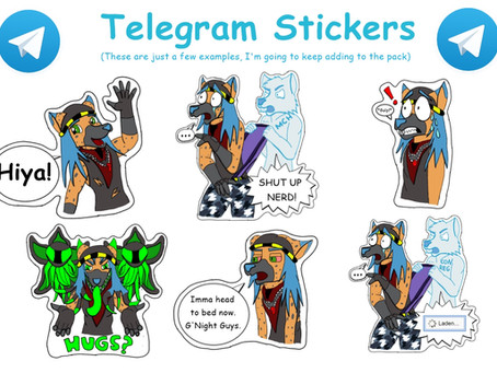 Telegram Sticker Pack