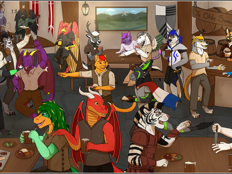 The Lincoln Furs Group Picture 2018