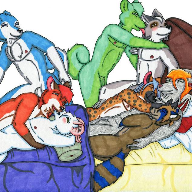 Loving, Sexy Bedtime (By Felixpath)