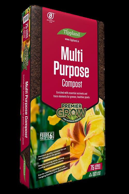 2 x Multi Purpose Compost 75 litre for €14