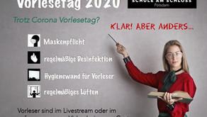 Vorlesetag 2020 = Vorlesetag 2.0