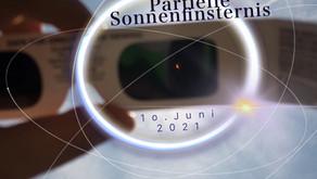 Partielle Sonnenfinsternis 2021