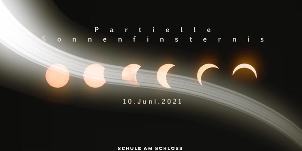 (Teil-)Sonnenfinsternis 2021