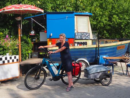 Proefkamperen op het Hogeland..doar bluit mien eerappelland*