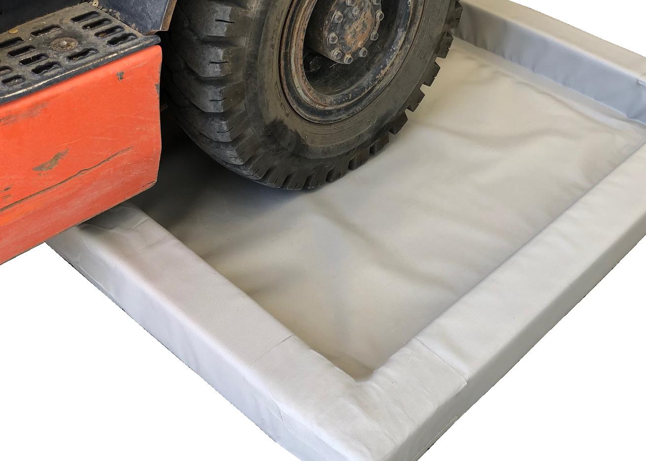 Forklift in Berm - 7.9.20.png