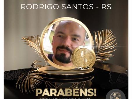 Maravilhas da Terra reconhece novo líder Diamante no Rio Grande do Sul!