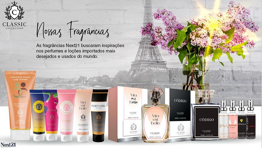 Perfumes Next21