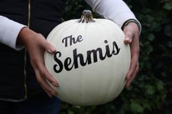 Pumpkin - The Sehmis