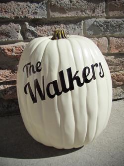 Pumpkin - The Walkers