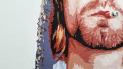 Kurt Cobain (2016) - detail