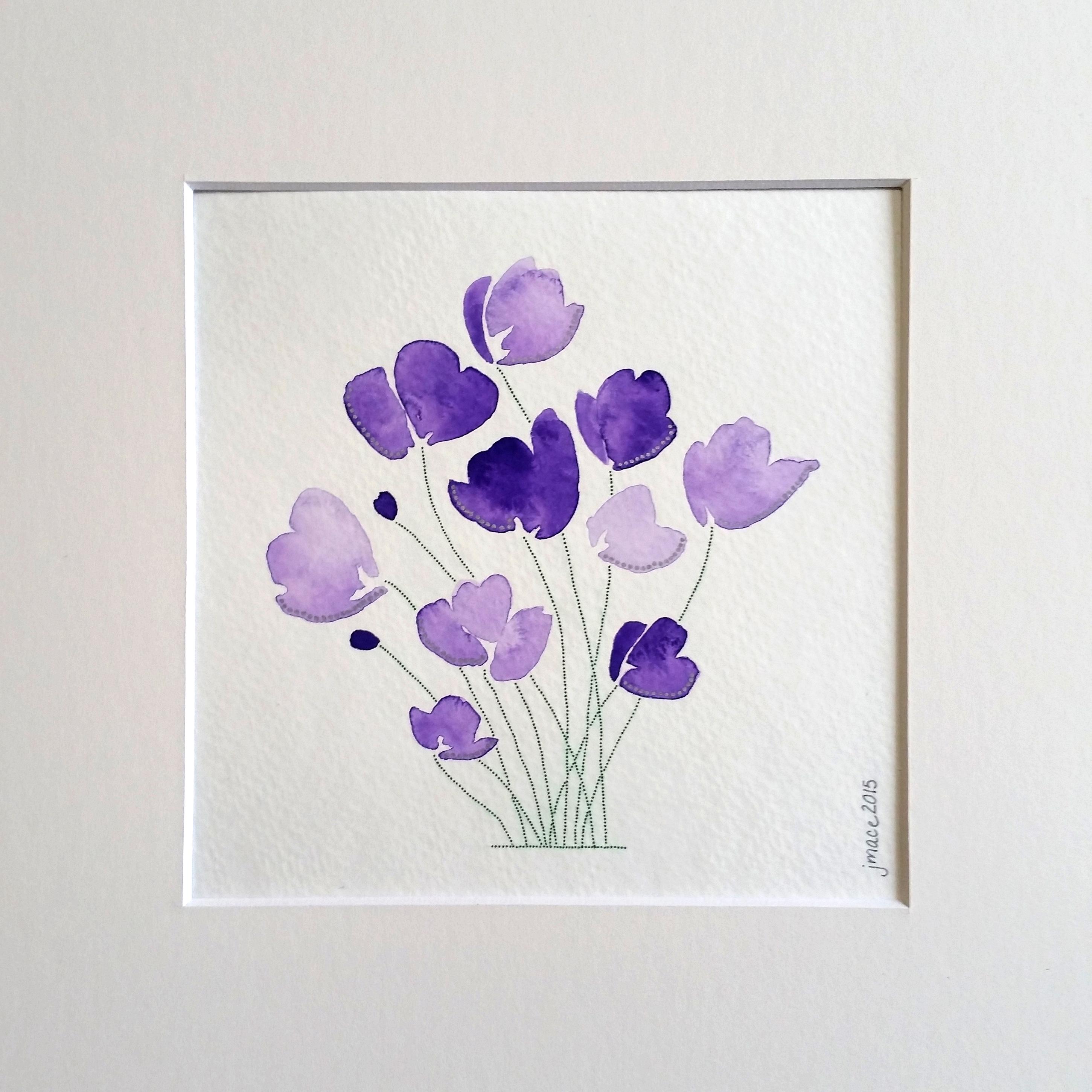 12 Tulips