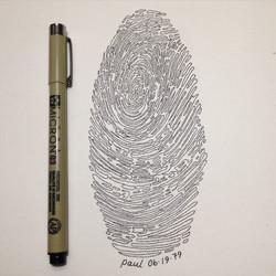 Fingerprint - Paul