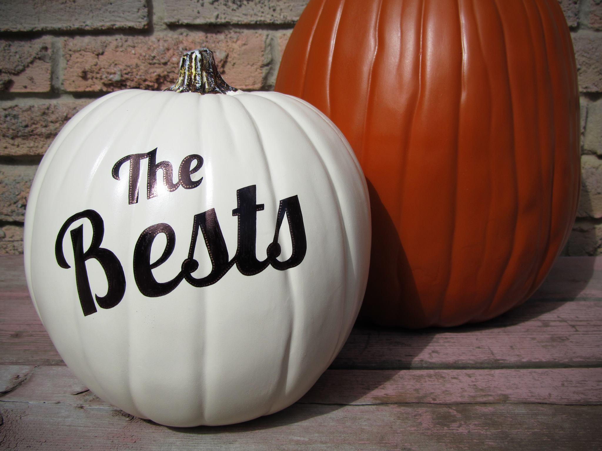 Pumpkin - The Bests