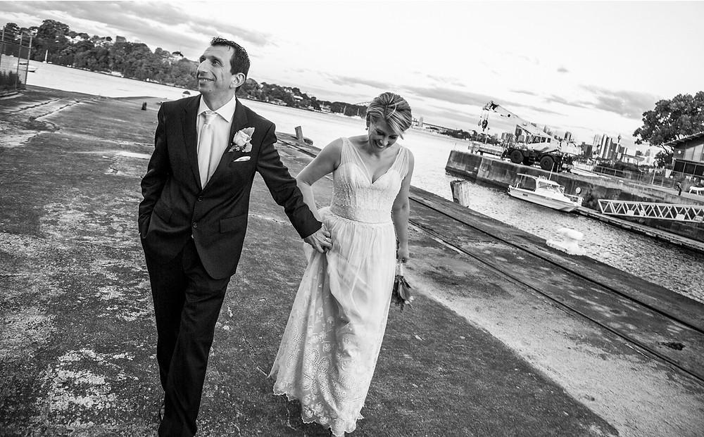 Sydney Wedding Photojournalism