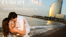 European Weddings 2017: Taking bookings now..