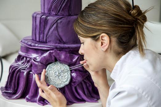 Elizabeth Perez, cake designer