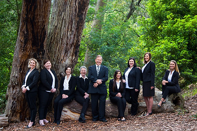 Century 21, Mittagong. Corporate photography