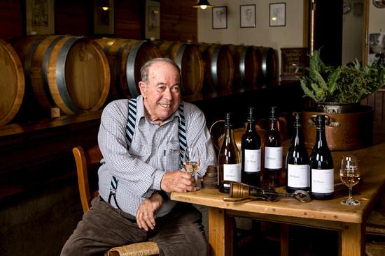 Nerio Panizzutti, wine maker