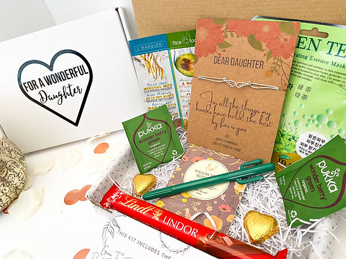 Daughter Relaxation Letterbox Gift