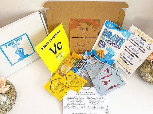 The Fit Kit - Fitness Journey Gift